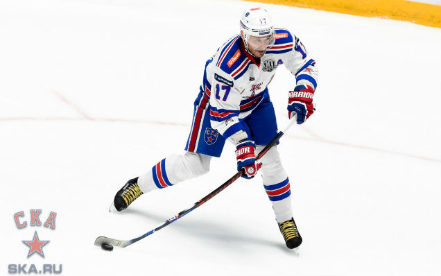 Ilya Kovalchuk speaks about the victory against Barys