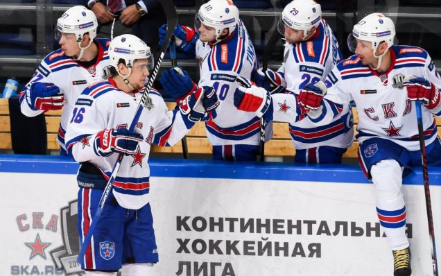 "Sergei Plotnikov: ""We're trying to show our best in every shift"""