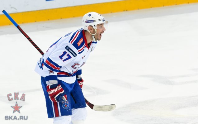 "Ilya Kovalchuk: ""We played tight defence against CSKA"""