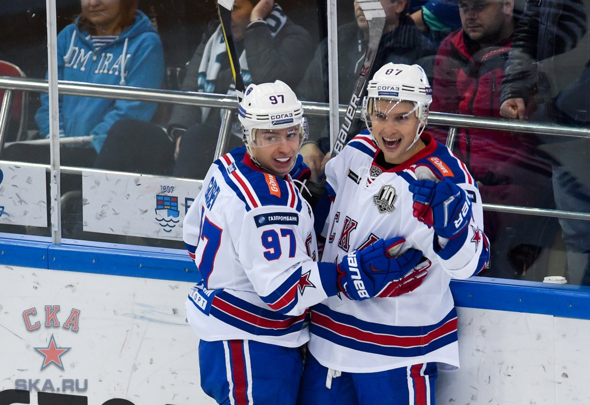 "Vadim Shipachyov: ""I am really happy to be playing for SKA again"""