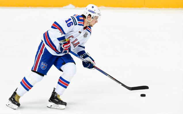 "Sergei Plotnikov: ""Amur demonstrated how to play on the smaller ice"""