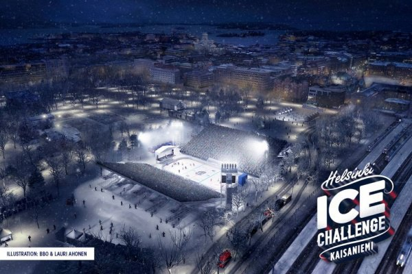 Legends of Jokerit and SKA will compete in an open air match