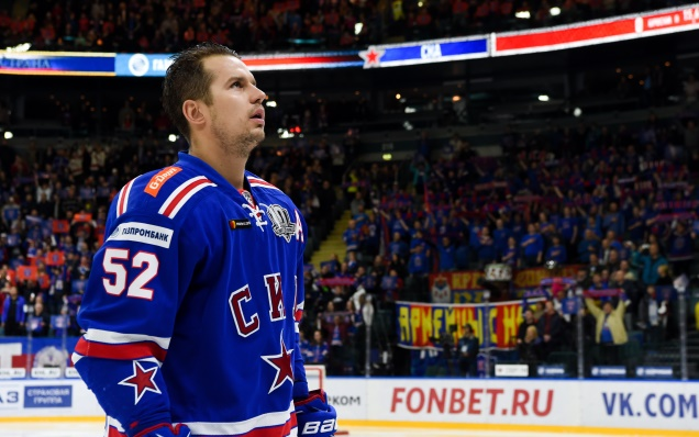 "Sergei Shirokov: ""I am ready to play Avangard"""