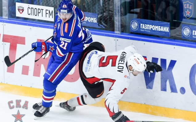 "Sergei Kalinin: ""Both teams did everything to win"""