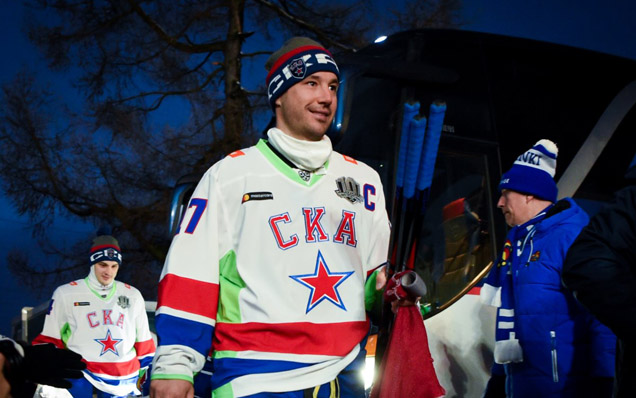 "Ilya Kovalchuk: ""More outdoor matches need to be held"""