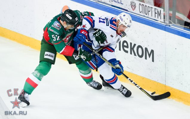 "Sergei Kalinin: ""We controlled the entire match'"
