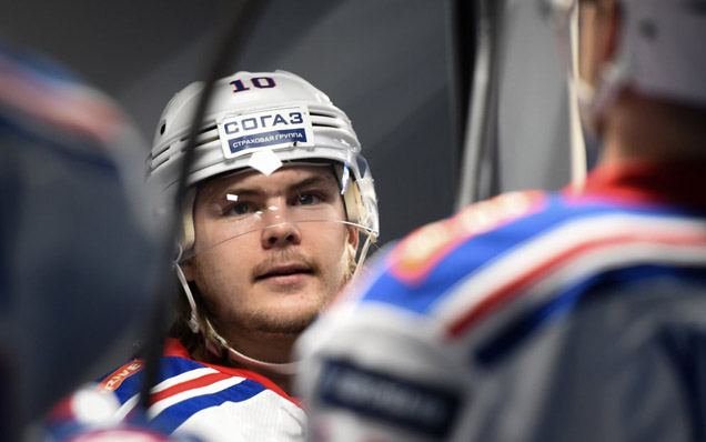 "Viktor Tikhonov: ""It's important to get back on the right track"""