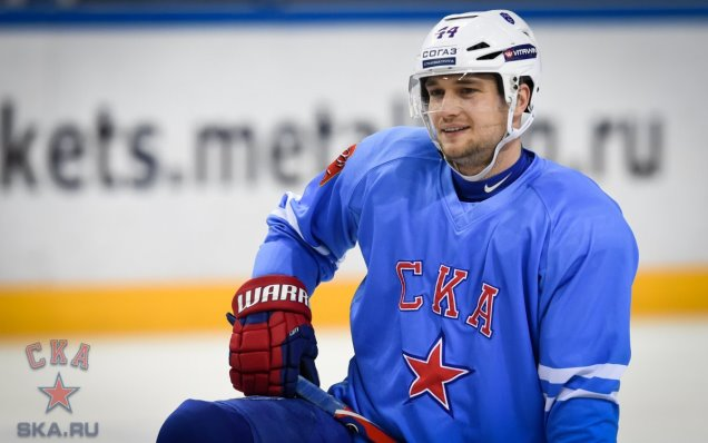 "Yegor Yakovlev: ""It will be an interesting match against Metallurg"""