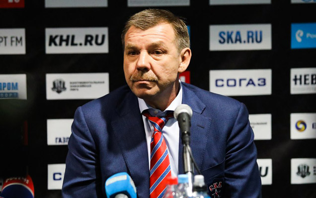 SKA - Lokomotiv. Press-conference