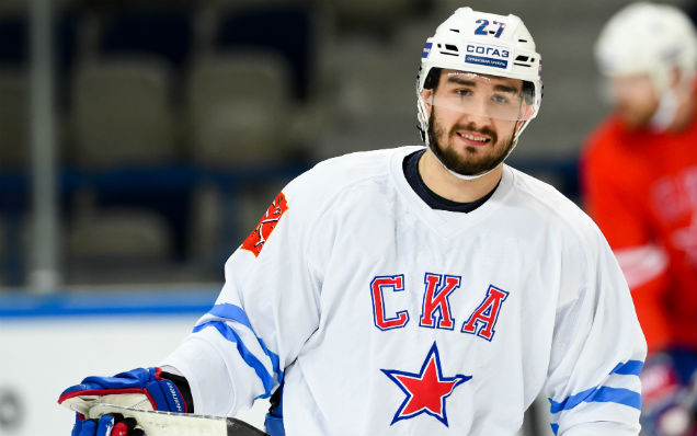 Vyacheslav Voynov is 28 years old!