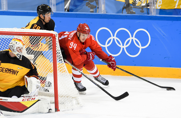 2018 Olympic Games. Final. Olympic Athletes from Russia - Germany - 4:3 OT