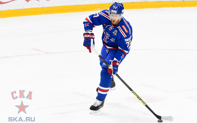 "Anton Belov: ""It's great that we finished the series at home"""