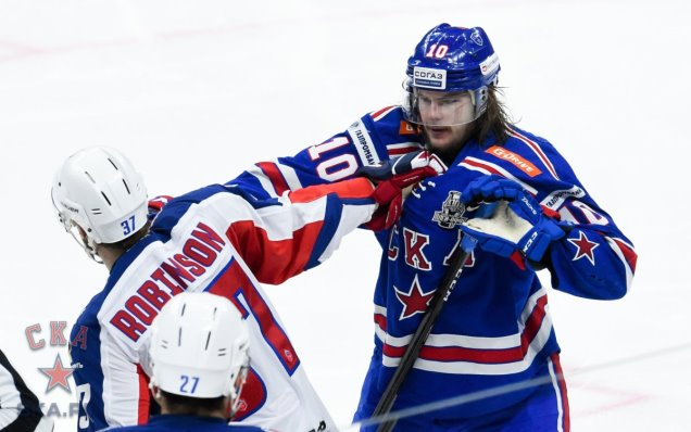 "Viktor Tikhonov: ""We needed to be patient"""