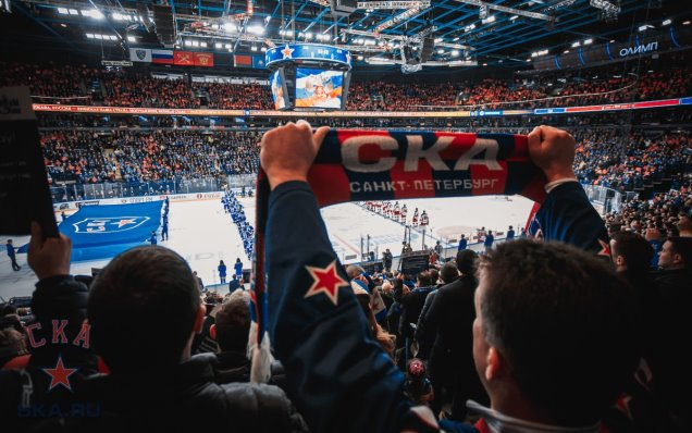 Tickets for game five against CSKA Moscow!