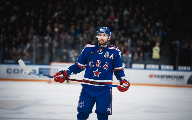 "Ilya Kovalchuk: ""We had lots of chances to score against CSKA"""
