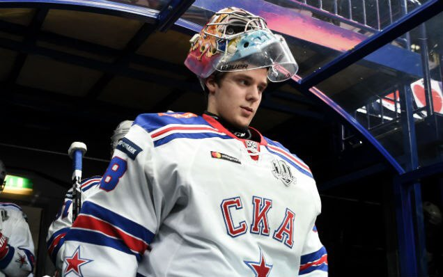 SKA have extended Alexei Melnichuk's contract