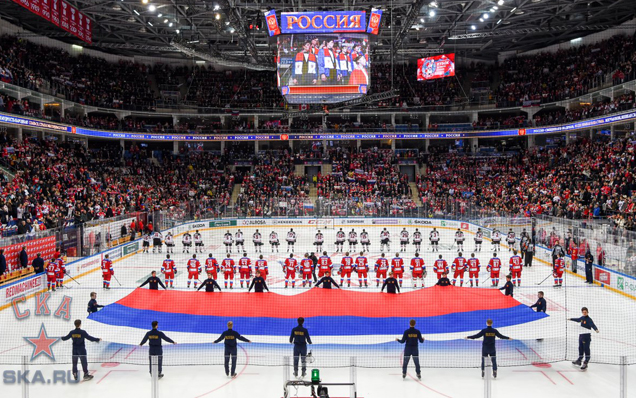 SKA players have been called up to the Russian national team