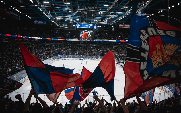 Structure for the 2018/2019 KHL season