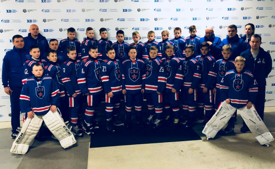 The Gazprom Neft Cup has finished