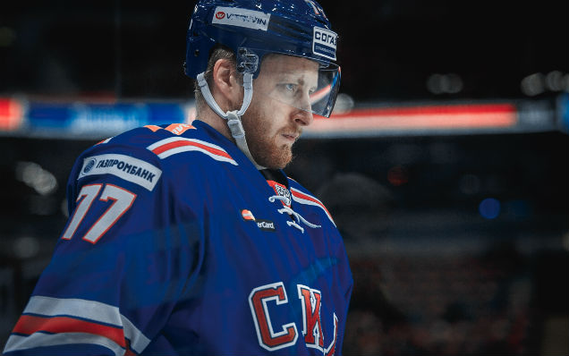 SKA have extended Anton Belov's contract