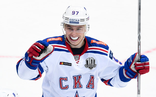 Nikita Gusev is 26!