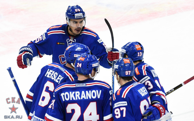 "Nail Yakupov: ""It was a good test ahead of the KHL"""