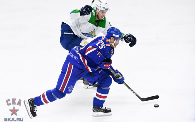 "Pavel Datsyuk: ""All players will draw the required conclusions"""