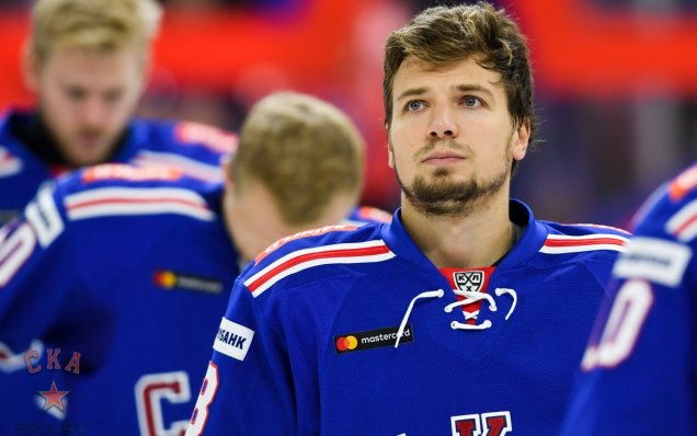 "Alexei Kruchinin: ""You have to be patient when the puck doesn't go in"""