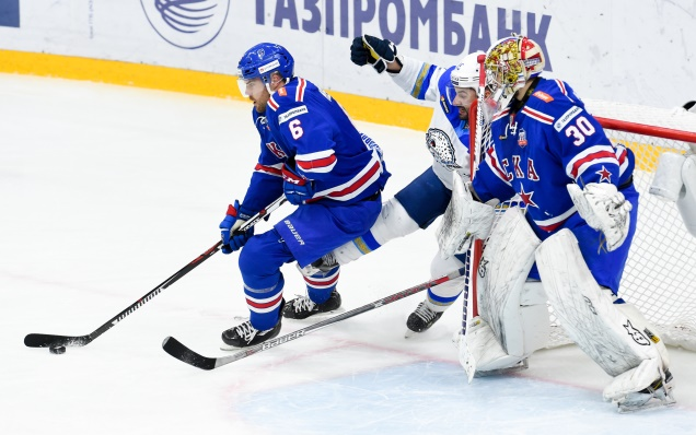 Igor Shestyorkin and Patrik Hersley are the best KHL players of the week!