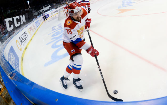 Four SKA players are in the Russian Olympic team