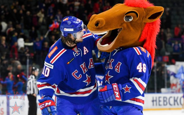"Viktor Tikhonov: ""I hope that we will go down in history together"""