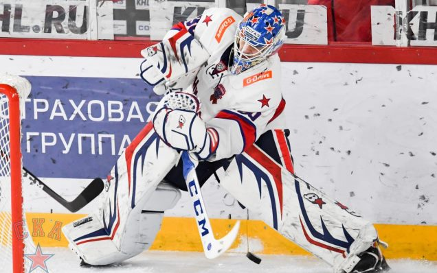 "Igor Shestyorkin: ""We had a great second period"""