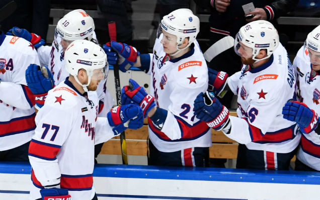 "Anton Belov: ""It's always difficult to play in Yaroslavl"""