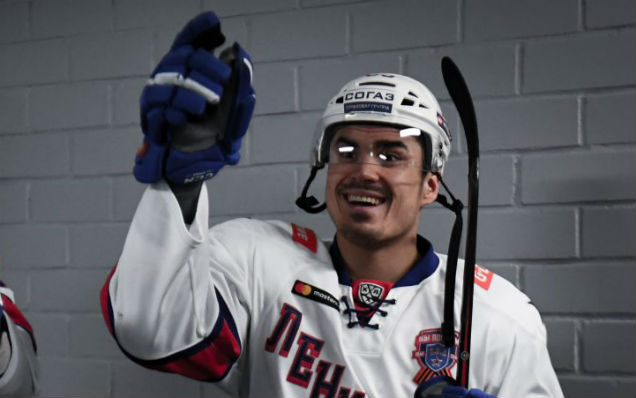 "Nail Yakupov: ""Everyone contributed to the victory over Lokomotiv"""