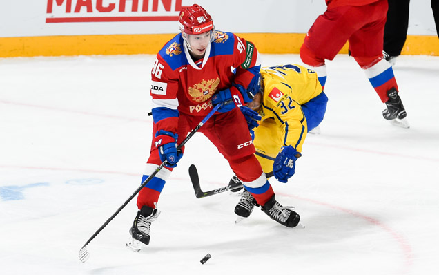 Three SKA players have been called up to the senior Russian national team
