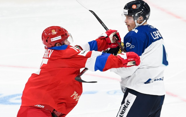 2018/2019 Euro Hockey Tour. Russia - Finland - 3:2 SO