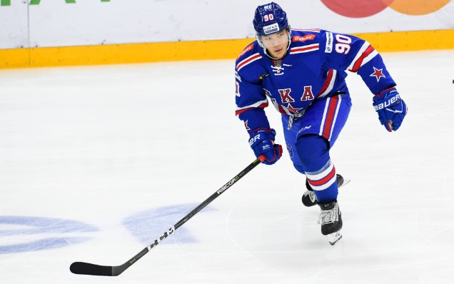 SKA signed a new contract with Oleg Li