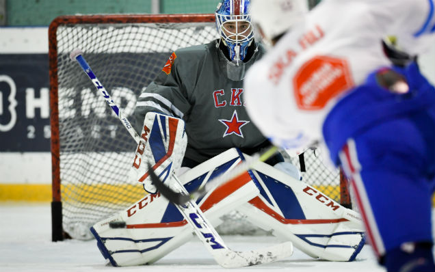SKA will play two matches in Novogorsk