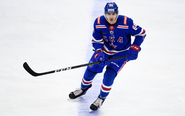 SKA have signed a new contract with Kirill Marchenko