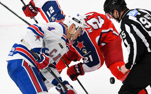 CSKA - SKA. Introducing the opponents