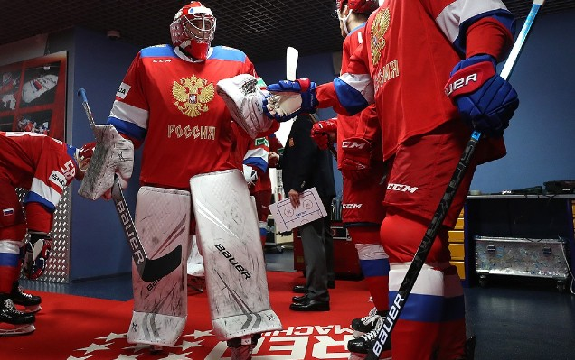 Five SKA players have been called up to the senior Russian national team