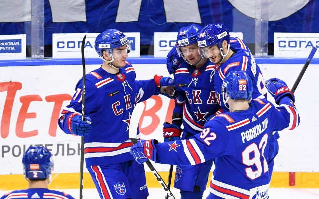 Vasily Tokranov and Kirill Marchenko are the best KHL players of the week!