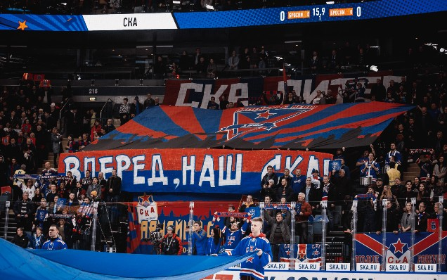 Tickets for the first round of the KHL Gagarin Cup playoffs are on sale!