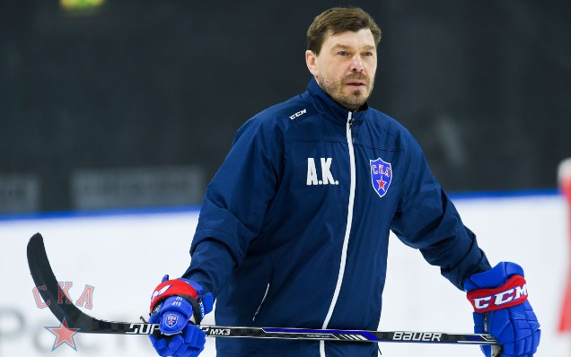 "Alexei Kudashov: ""We need to take it to the end"""