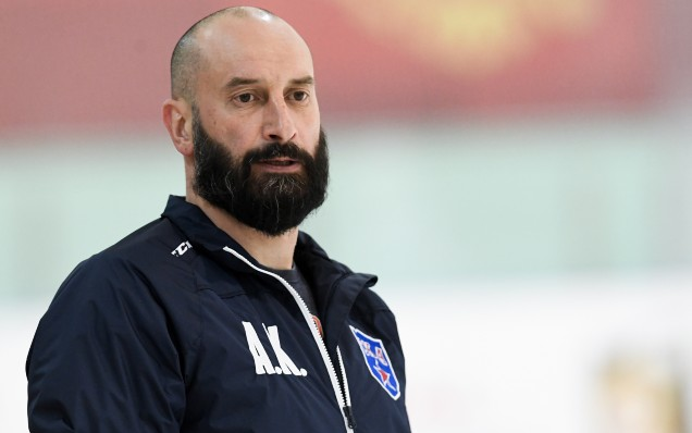 Andrei Kozyrev speaks about defeating Lokomotiv in Sochi