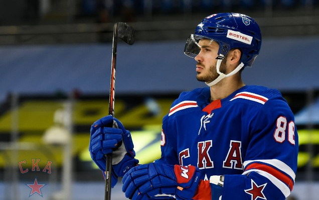 "Kirill Marchenko: ""We are taking advantage of our chances"""