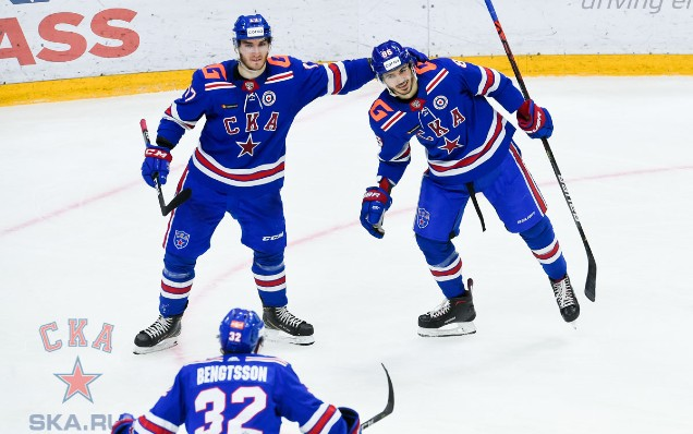 Ivan Morozov and Kirill Marchenko speak about beating Torpedo