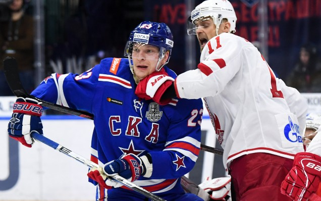 SKA - Vityaz. Introducing the opponents