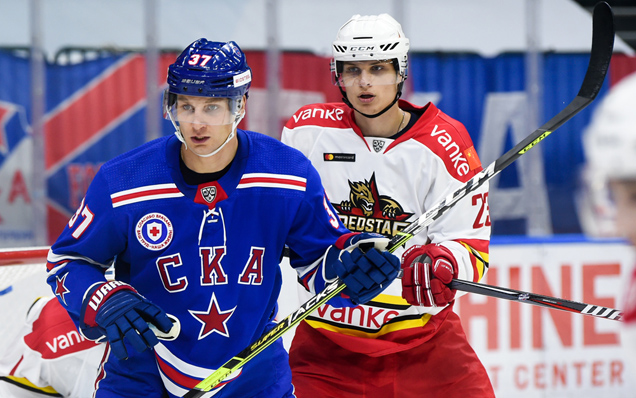 SKA - Kunlun Red Star. Introducing the opponents