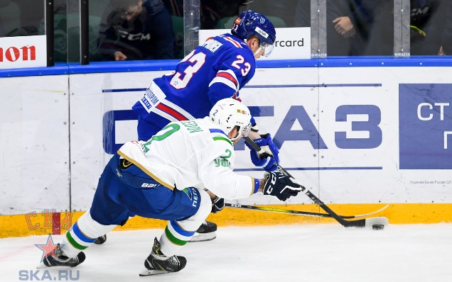 SKA - Salavat Yulaev. Introducing the opponents